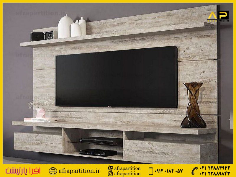میز و دکور تلویزیون دیواری (30)
