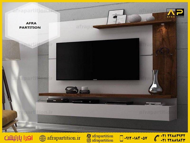میز و دکور تلویزیون دیواری (31)