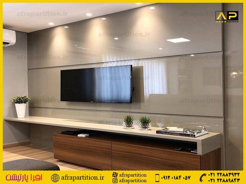 میز و دکور تلویزیون دیواری (4)