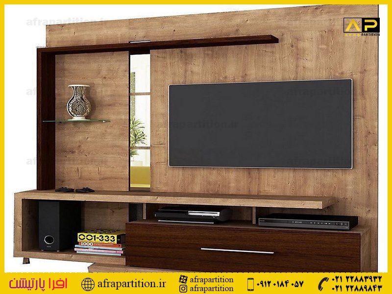 میز و دکور تلویزیون دیواری (41)