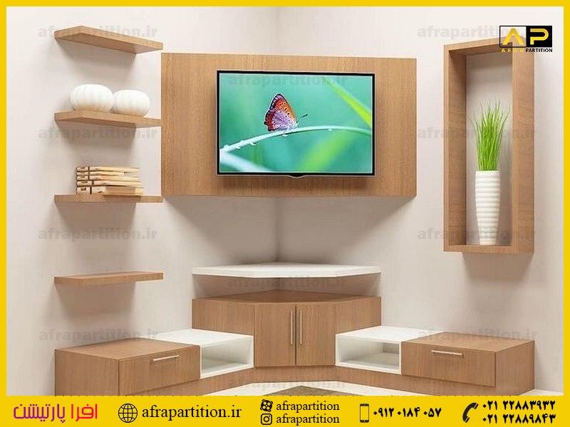 میز و دکور تلویزیون دیواری (48)