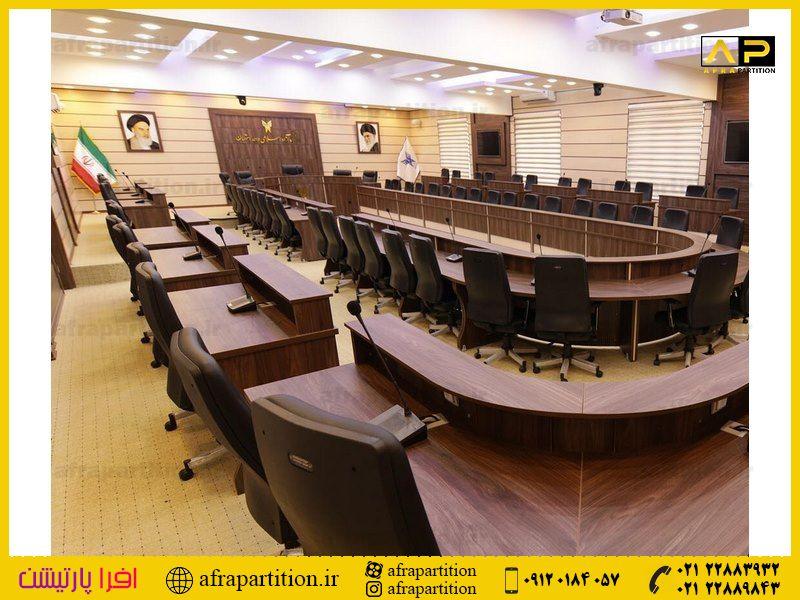 میز کنفرانس با پذیرایی (16)