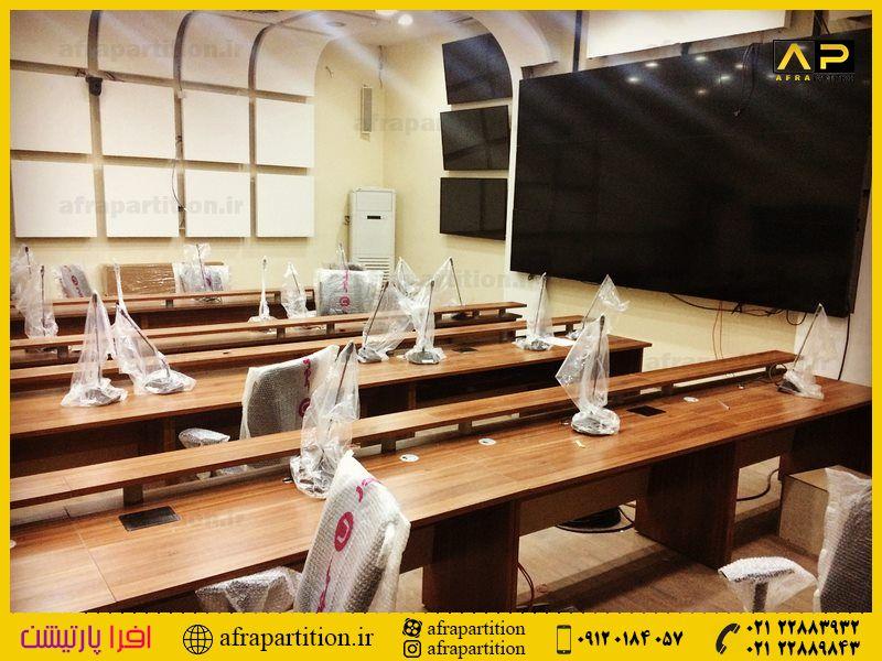 میز کنفرانس با پذیرایی (18)