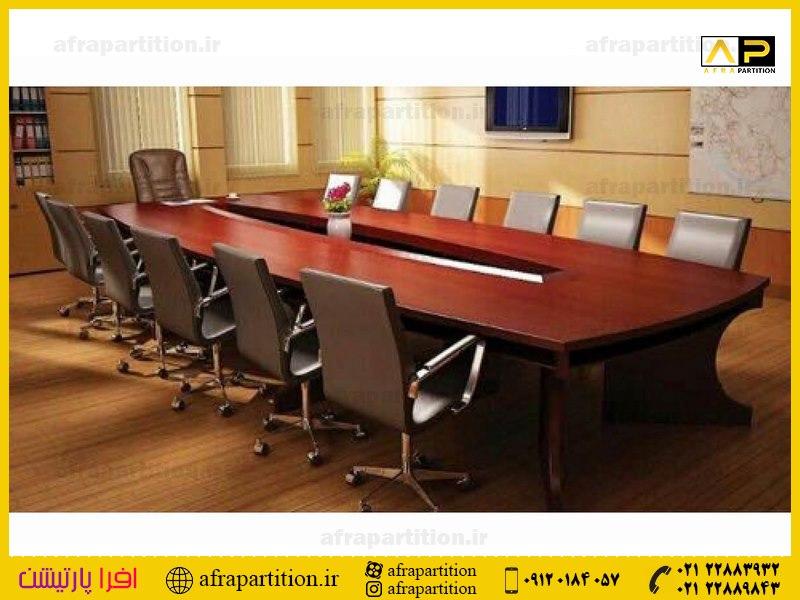 میز کنفرانس با پذیرایی (23)