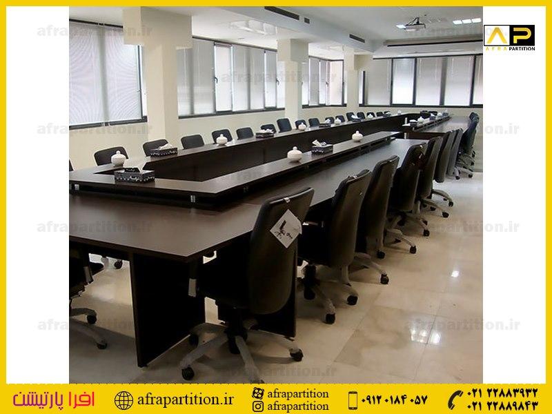 میز کنفرانس با پذیرایی (8)
