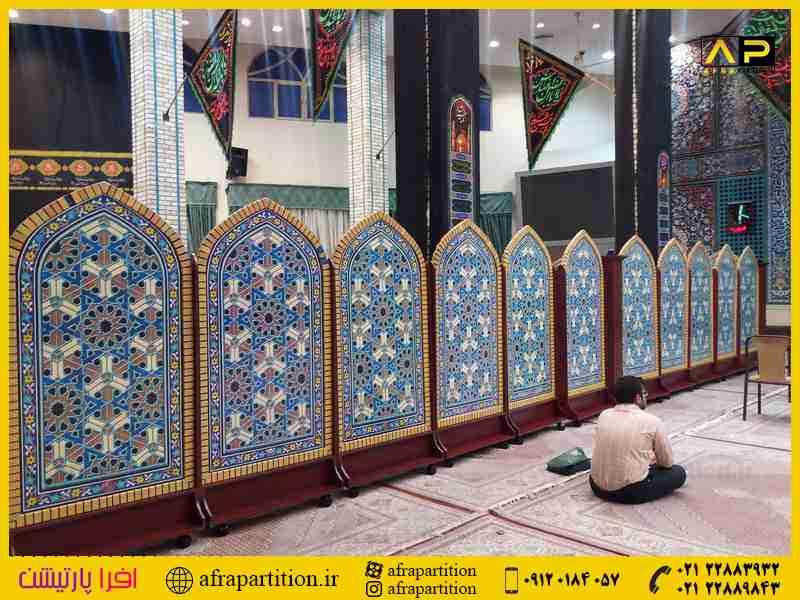 پارتیشن متحرک مسجد (1)