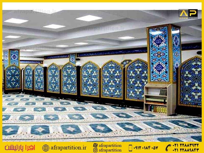 پارتیشن متحرک مسجد (12)