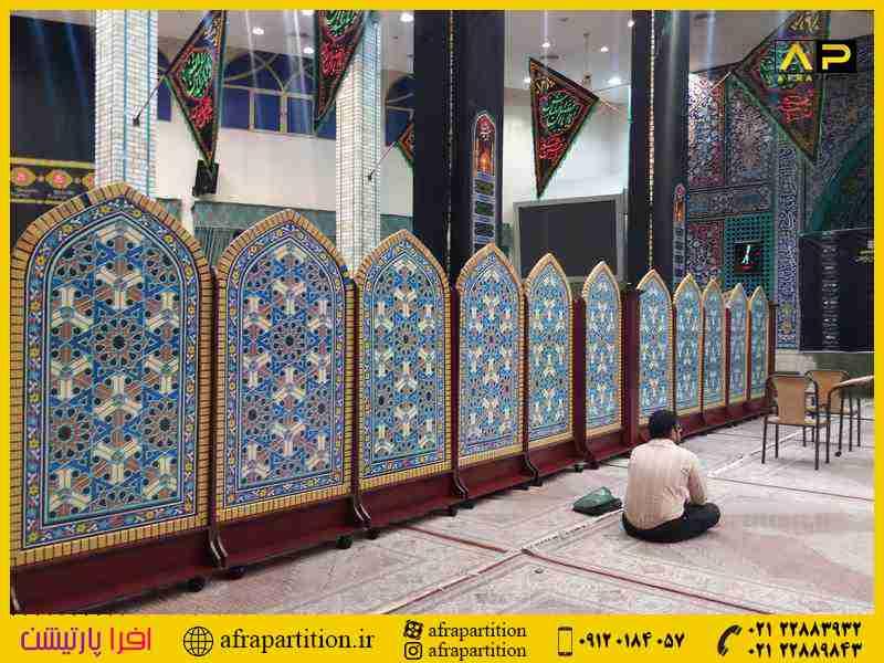 پارتیشن متحرک مسجد (3)