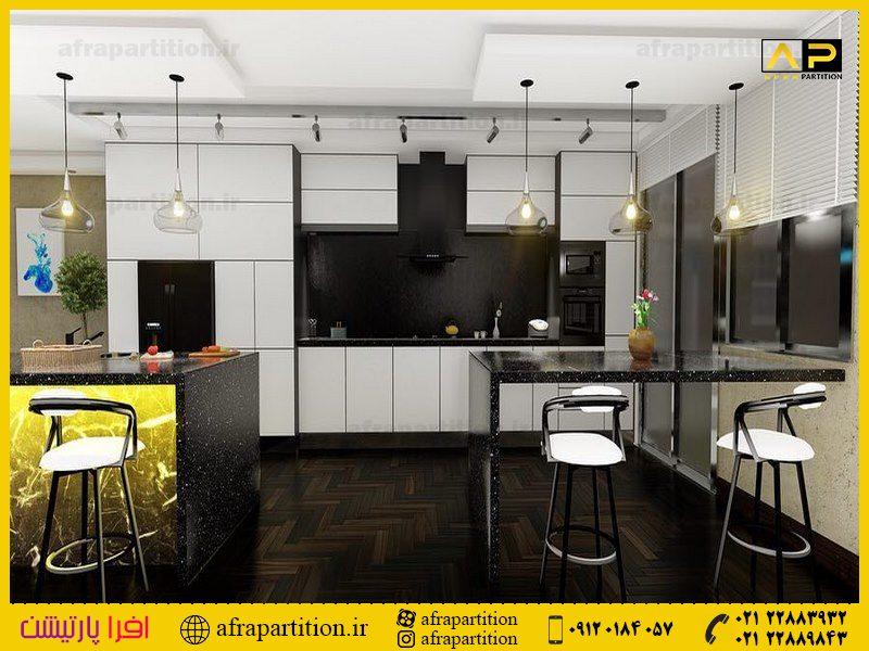کابینت آشپزخانه -مدرن و جدید (137)