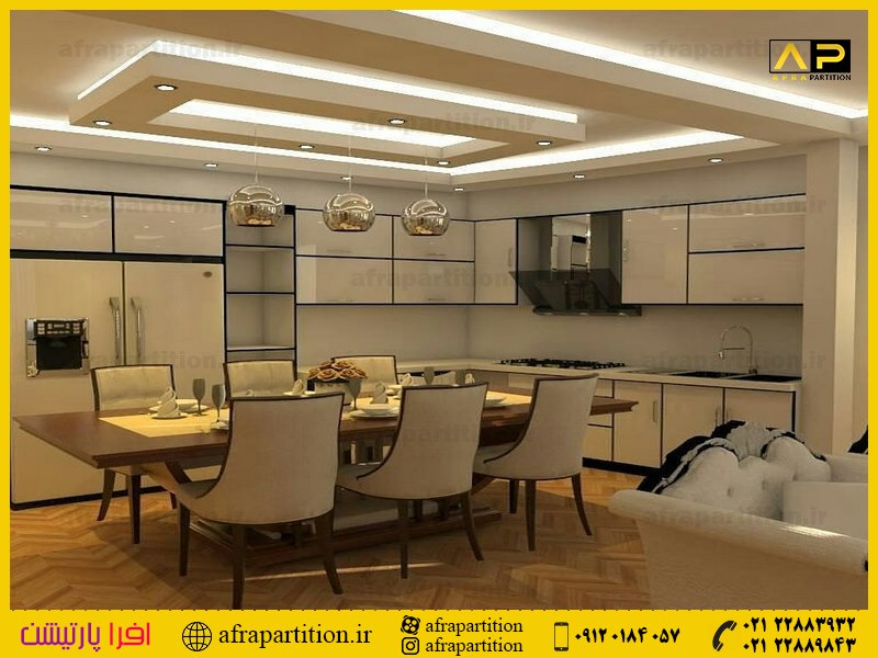 کابینت آشپزخانه -مدرن و جدید (157)