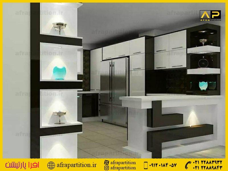 کابینت آشپزخانه -مدرن و جدید (257)