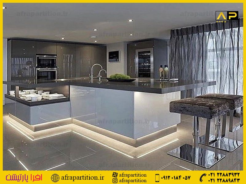 کابینت آشپزخانه -مدرن و جدید (272)