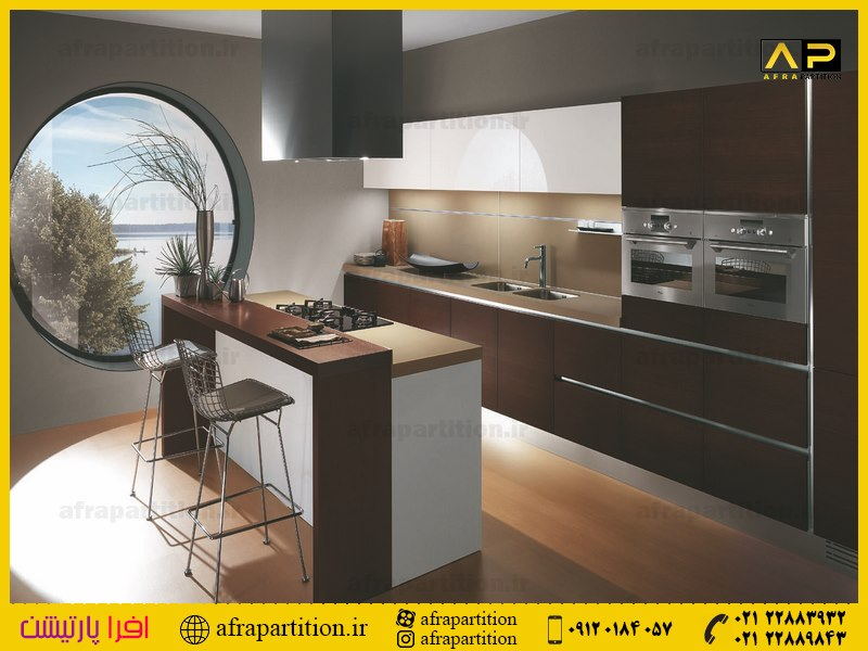 کابینت آشپزخانه -مدرن و جدید (306)