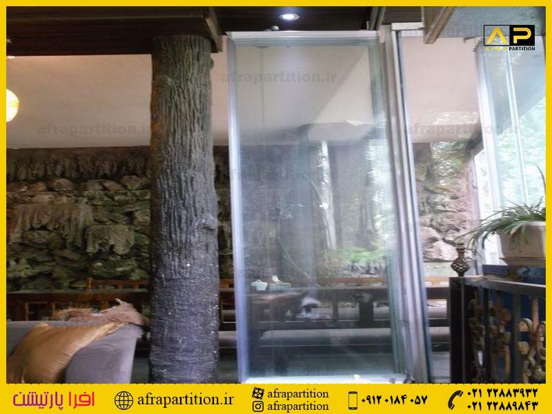 شیشه بالکن ریلی تاشو (115)