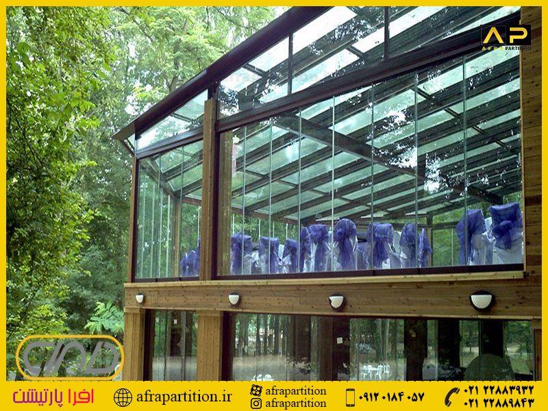 شیشه بالکن ریلی تاشو (137)