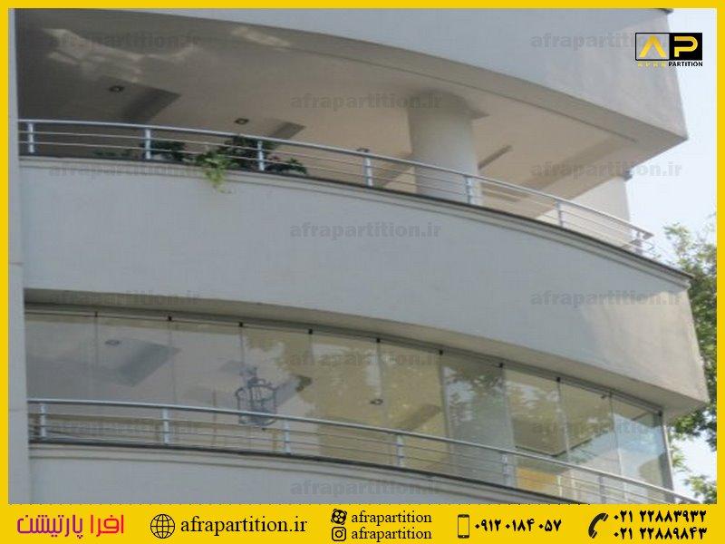 شیشه بالکن ریلی تاشو (44)