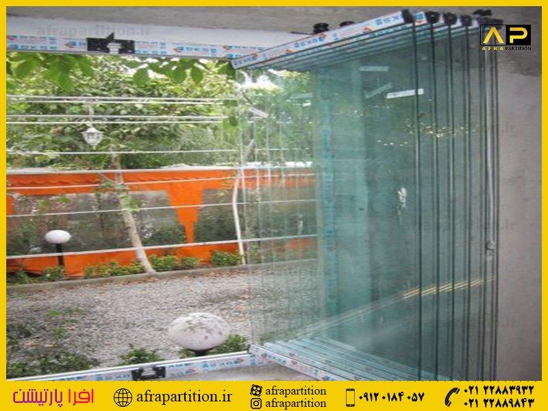 شیشه بالکن ریلی تاشو (46)
