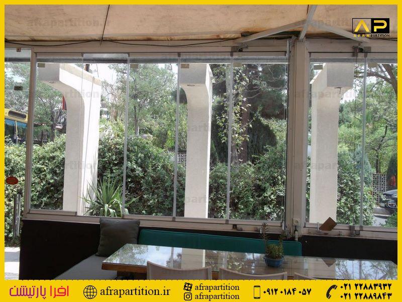 شیشه بالکن ریلی تاشو (69)