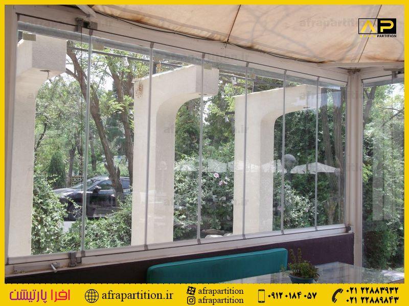 شیشه بالکن ریلی تاشو (86)