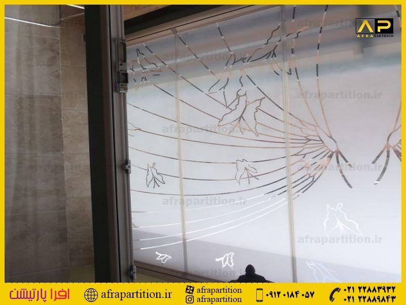 شیشه بالکن ریلی تاشو (96)