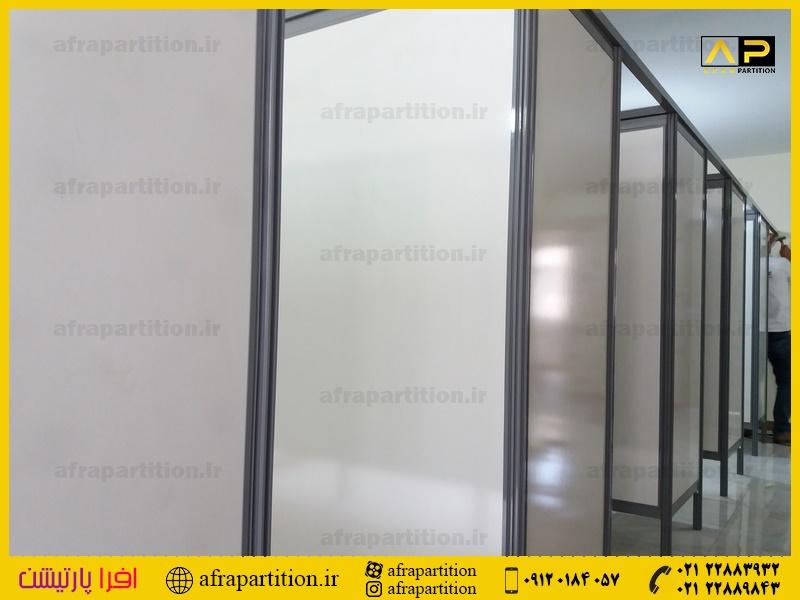 پارتیشن و اتاق بندی کابین فیزیوتراپی (12)
