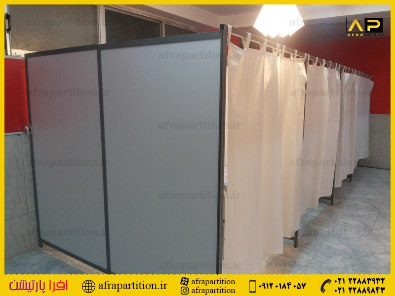 پارتیشن و اتاق بندی کابین فیزیوتراپی (47)