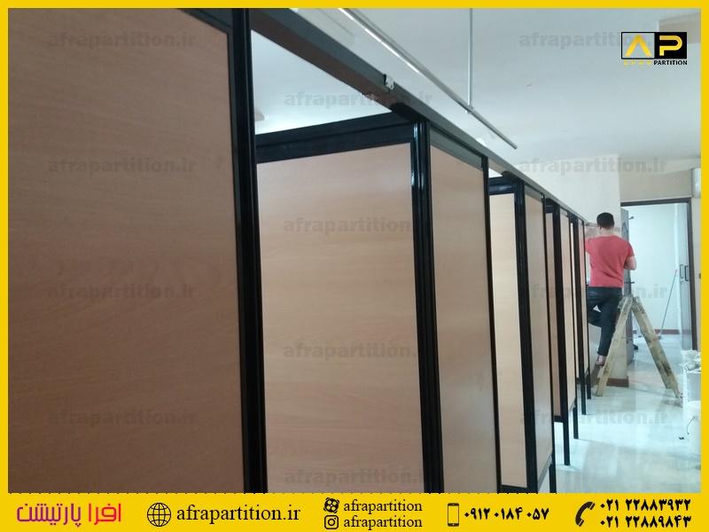 پارتیشن و اتاق بندی کابین فیزیوتراپی (5)