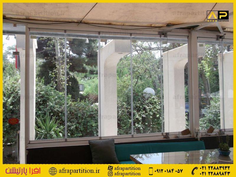 شیشه بالکن ریلی تاشو (65)