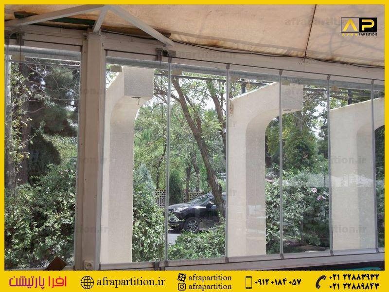 شیشه بالکن ریلی تاشو (85)
