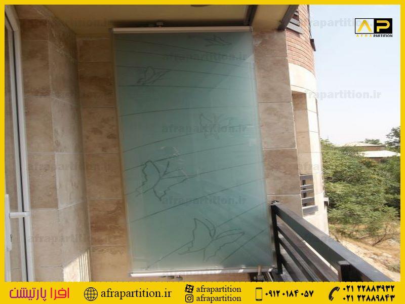 شیشه بالکن ریلی تاشو (91)
