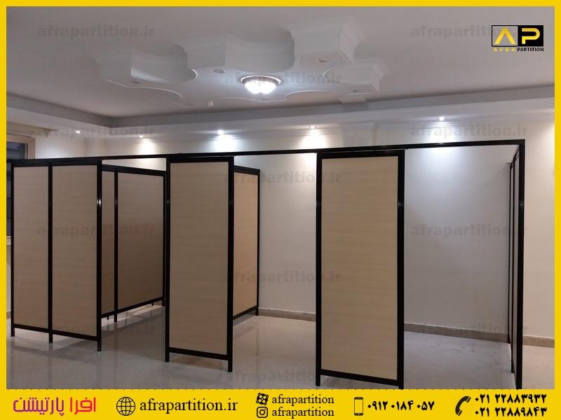 پارتیشن و اتاق بندی کابین فیزیوتراپی (1)