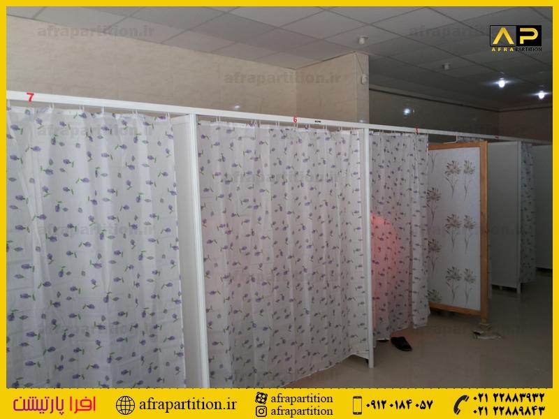 پارتیشن و اتاق بندی کابین فیزیوتراپی (50)