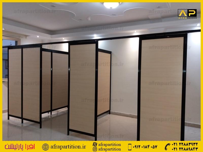 پارتیشن و اتاق بندی کابین فیزیوتراپی (6)